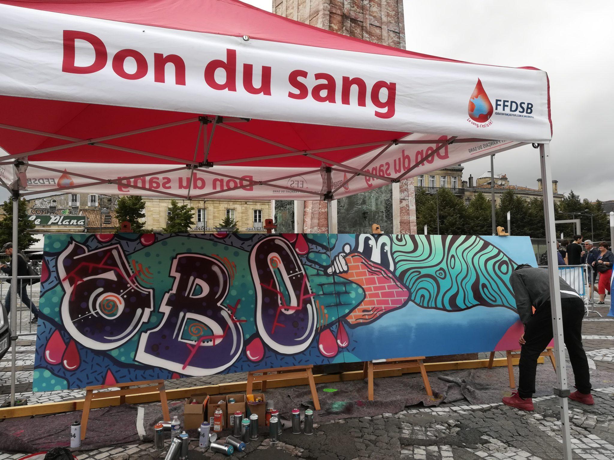 Les Journées Mondiales du Don du Sang en Nouvelle Aquitaine