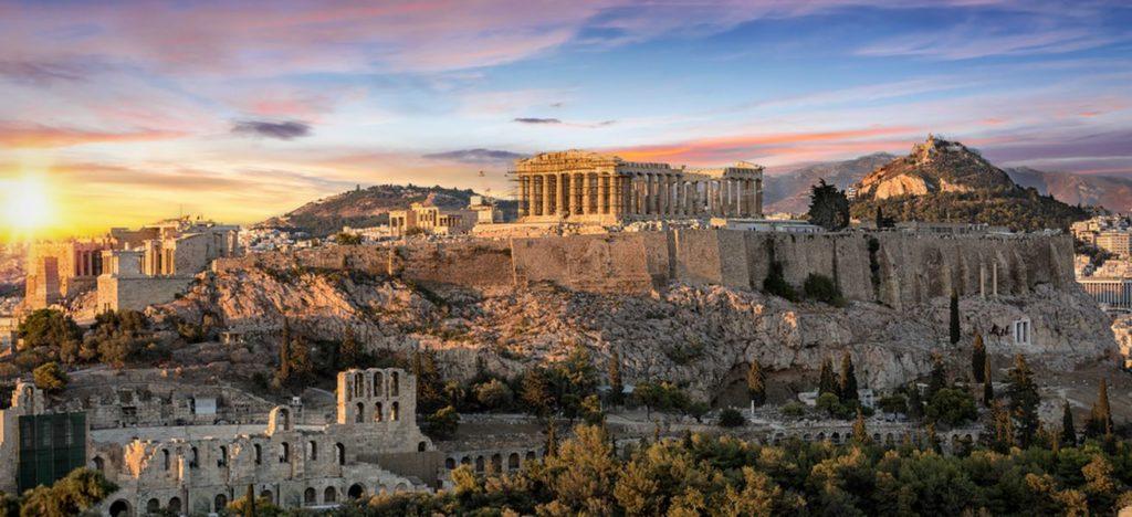 A la découverte du Temple de Zeus pour votre prochain séminaire !