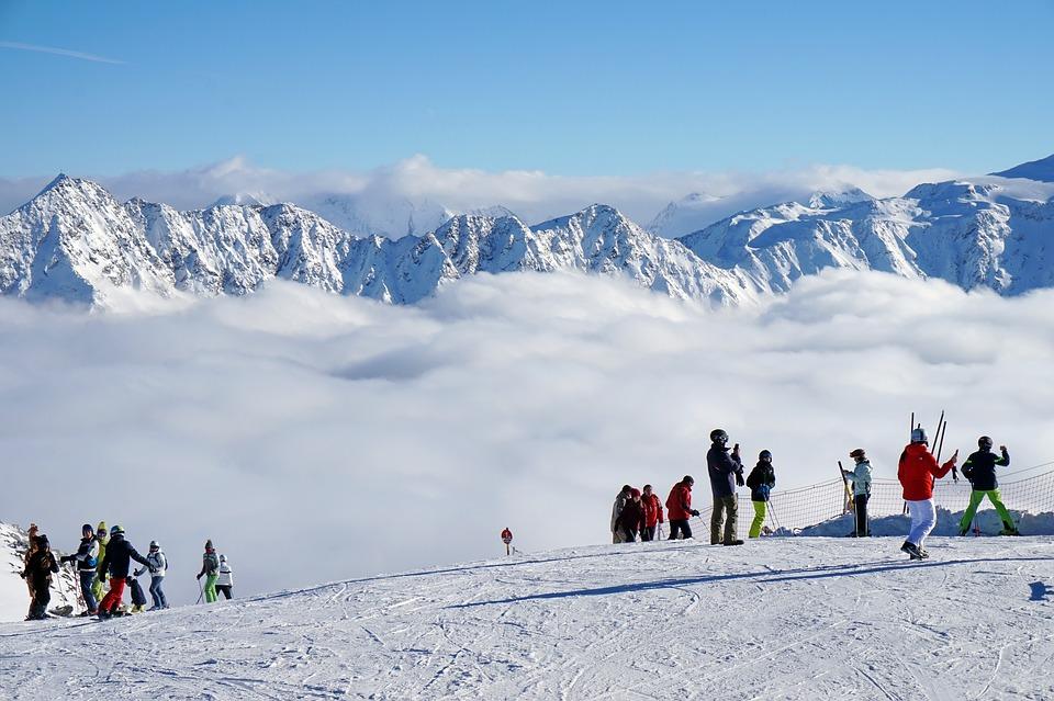 Challenge commercial dans les Alpes !