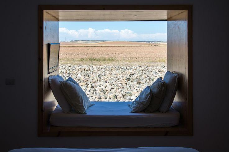 Allons poser nos valises dans le désert des Bardenas en Espagne !